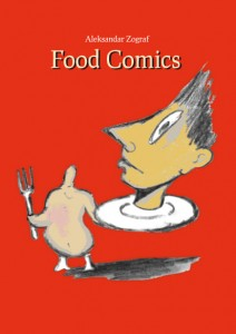 Alexander Zograf Food Comics