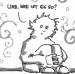 Zeichnungen Jannina / Text Sombrero